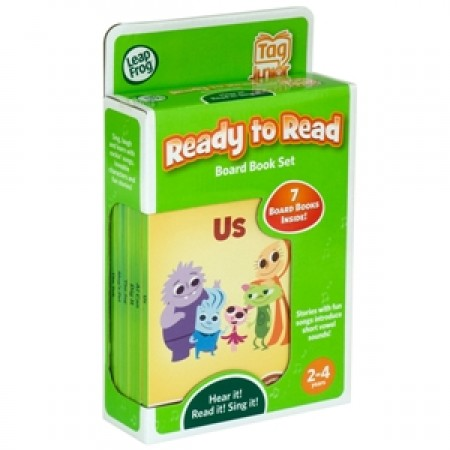 LeapReader Junior Get Ready to Read Series
