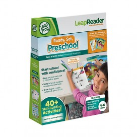 LeapFrog LeapReader Book: Get Ready For Preschool