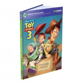 LeapReader Disney Pixar Toy Story 3 Together Again Activity Storybook