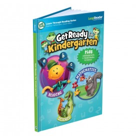 LeapReader Get Ready for PreSchool Book
