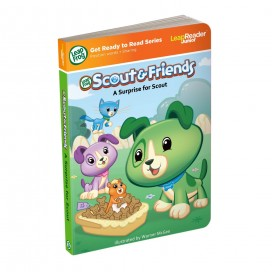 LeapFrog LeapReader Junior Scout and Friends Book