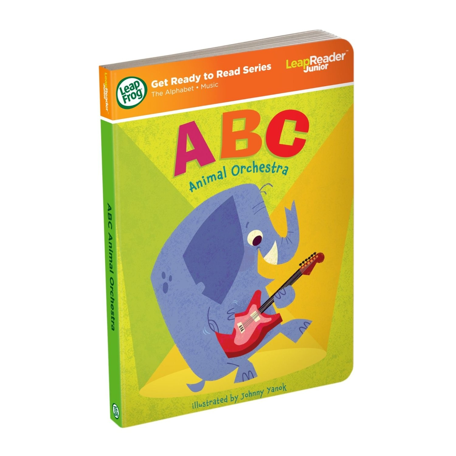 LeapReader Junior Animal Orchestra Alphabet Book